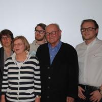 Die Vorstandschaft des SPD-Ortsvereins Roding Foto: Nicklas